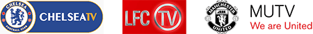 Football On Club TV Channels